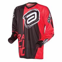 Camisa Asw Image Trilha Motocross Enduro Varias Cores!