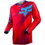 Camisa Fox 360 Flight 15 Vermelho G(l) Rs1