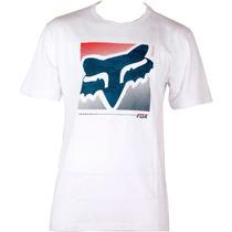 Camiseta Fox Reliever Branco M(m) Rs1