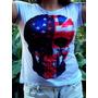 Kit 10 Camiseta Menina Feminino Desenhos Estampas Atacado