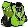 Colete Proteçao Pro Tork 788 Trilha Enduro Motocross Verde