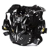 Colete Proteçao 788 Preto Pro Tork Trilha Motocross + Brinde