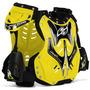 Colete Proteçao Pro Tork 788 Trilha Motocross Enduro Amarelo