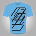 Kit Bermuda E Camisa Ciclista Masculino Siker - Azul