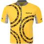 Camiseta Ciclista Masculina Vintage Mc Curtlo - Laranja - P