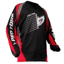 Camisa Para Trilha E Motocross (rosa, M)
