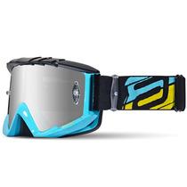 Óculos Para Capacete Aberto Motocross Trilha Asw Espelhado