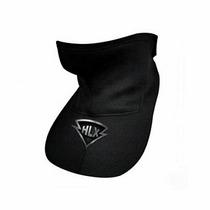 Protetor De Pescoço Hlx Neoprene Preto - Proteção Anti-cerol
