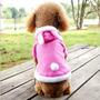 Roupa Para Cachorro - Cães - Pet Coelho Rosa