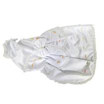 Vestido De Noiva - Tamanho 07 - Bichinho Chic