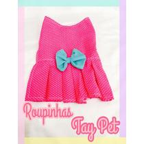 Roupas Vestidos Para Seu Pet. Promoção De Verão !