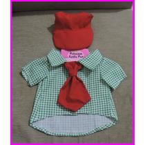 Promoção:camisa + Gravata+boné Pet