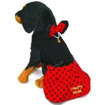 Vestido Para Cachorra - Mouse Femea G