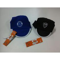 Boné Clube Atlético Mineiro Ou Cruzeiro