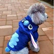 Roupinha Pra Cachorro Stitch Lilo Roupa