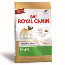 Ração Royal Canin Para Cães Adultos Pug 7,5 Kg Frete Gratis