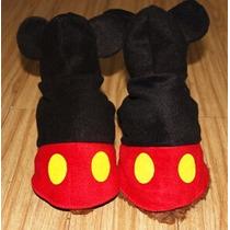 Roupa Agasalho Cachorro Mickey Raças Grandes Pet Lord