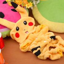 Roupinha Fantasia De Pikachu Para Cachorro
