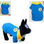 Roupa Camisa Polo Algodão Para Cachorro Tamanho Gg