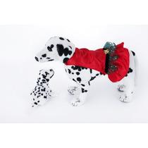 Roupinha De Cachorro / Vestido / Natal / Pet / Roupa Animal