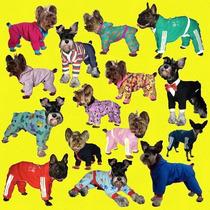 Macacão Agasalho Roupas Para Cachorro Roupas De Cães