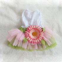 Vestido Princesa Para Cachorras Pequenas