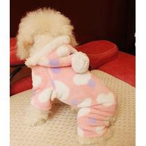 Roupa Pet Cachorro Pijama Em Soft Raças Pequenas Pet Lord