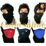 Máscara/bala-clava Proteção Frio Poeira Vento-moto