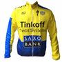 Capa De Chuva Ciclismo Ert Tinkoff Saxo Bank Specialized