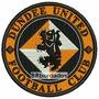 Tiuk002 Dundee United 8,5cm Escudo Símbolo Tag Patch Bordado