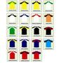 Fardamento=camisas De Futebol = Modelo Básico = Tamanho G