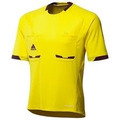 Camisa Adidas De Juiz Arbitro Amarela