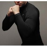 Camisa De Compressão, Termica, Pele, Luta Livre, Bjj, Mma