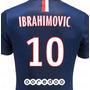 Camisa Nike Psg 2015 Paris Saint-germain Ibrahimovic 7 Tam G