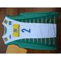 Camisa Jogo Marcelinho De Volei Brasil Selecao Brasileira