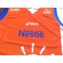 Camisa Osasco Sollys Adenizia Gg Asics Nestle Volei Brazil 5