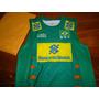 Camisa Oficial Seleção Vôlei Brasil Cbv Verde Tamanho Peq