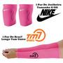 Kit Vôleibol Brac7 Longo / Joelheiras G/gg Nike . Pink