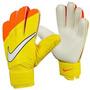 Luvas De Goleiro Nike Gk Match Amarela Laranja Tam 4