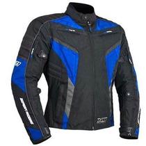 Jaqueta X11 Evo 100% Impermeável Azul Tam Peq Cod 11020020