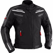 Jaqueta Motoqueiro Iron X11 C/ Proteção - Impermeável