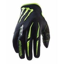 Luva Monster Energy Oneal Moto Trilha Motocross Bike Fox