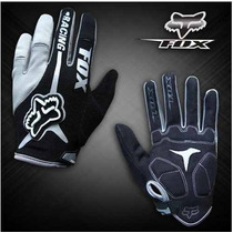 Luva Fox Racing Cinza L Para Motocross, Moto, Bicicleta