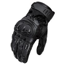 Luva Motoqueiro X11 Impact Com Proteção Cano Curto