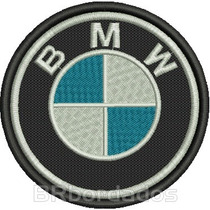 Car065 Bmw F-1 F1 Moto Gp Kart Rally Tag Patch Bordado 9,5cm