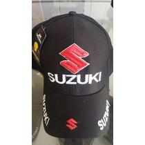Boné Suzuki Moto Gp