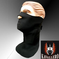 Protetor De Pescoço Bandit Anti Cerol Kavallero 1ª Linha