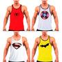 Camiseta Regata Cavada Masculina Academia Musculação Fitness