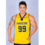 Camiseta Regata Basquete Masculina Academia Treino Trinkado