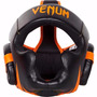Protetor De Cabeça -capacete Venum Challenger 2.0 -muay Thai